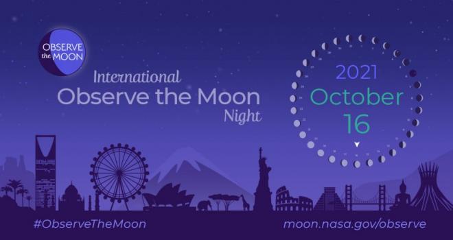 International Observe the Moon Night