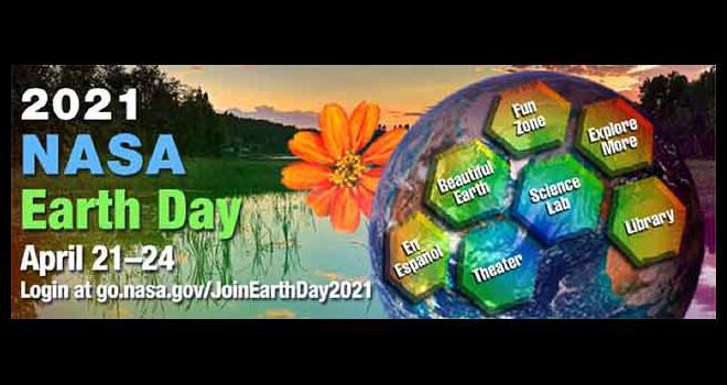 2021 NASA Earth Day