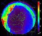 April's auroral display online!