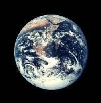Earth from Apollo 17