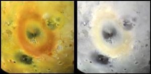 Galileo image of Pele