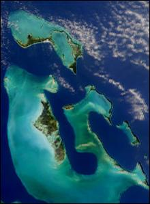 MODIS - Bahamas