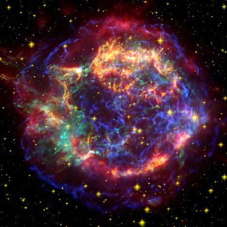 Supernova Remnant Cassiopeia A
