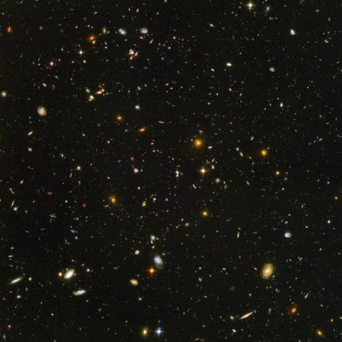 Ultra Deep Field