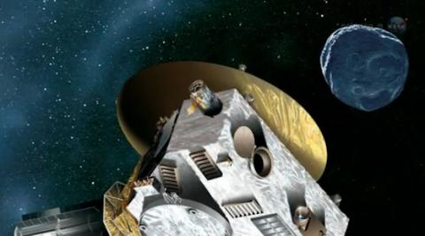 Dwarf Planet Mysteries (splash, 558)