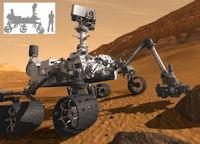 New Mars Rover Successfully Launches (Curiosity, 200px)