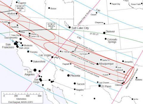 Annular Solar Eclipse (map, 558px)