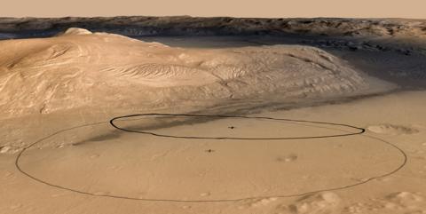 Landing Site (splash)
