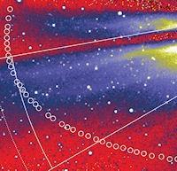 Rock Comet Meteor Shower (coronagraph, 200px)