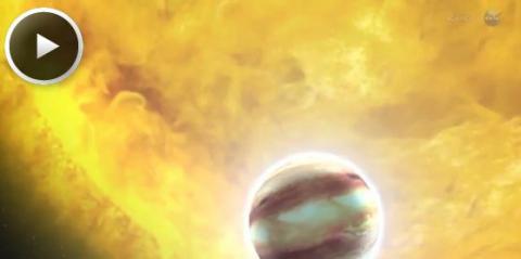 Hot Jupiters (splash)