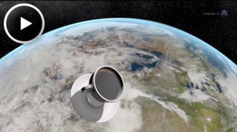 Zero G Coffee (splash)