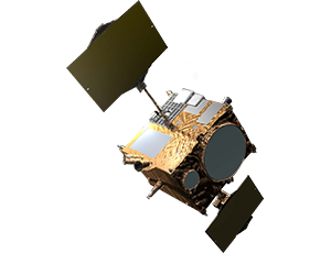 Illustration of Akatuski spacecraft