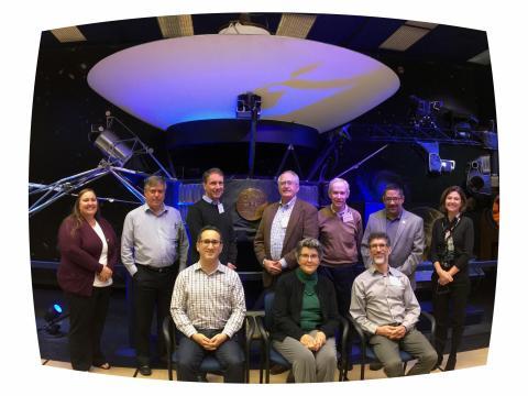Photo of the Big Data Task Force members