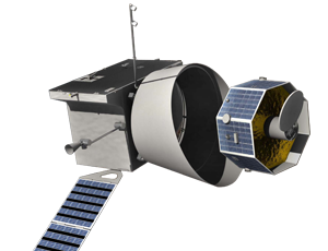 BepiColumbo spacecraft icon