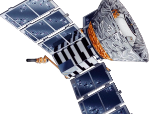 COBE spacecraft icon