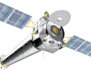 Chandra spacecraft icon