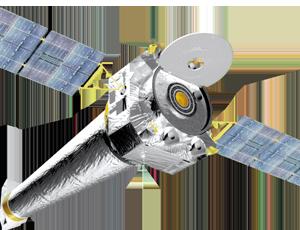 Chandra spacecraft icon