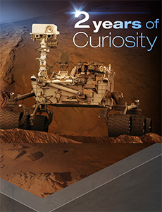 Curiosity Exhibit Poster