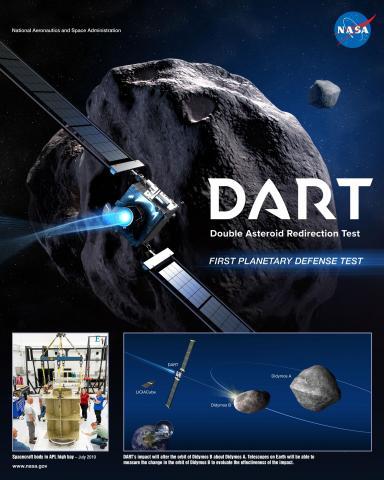 DART Mission Poster