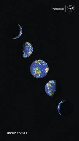 Earth Diagonal Phases