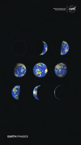 Earth Nine Phases