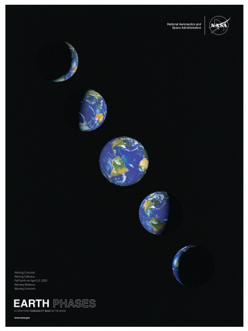 Download the Earth Phases poster