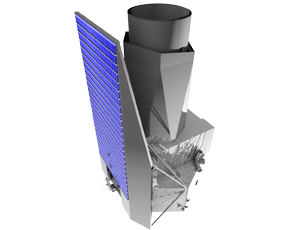 Euclid spacecraft icon