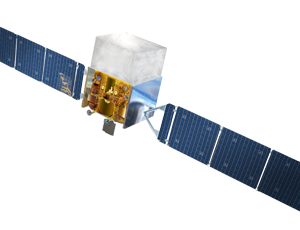 Fermi Glast spacecraft icon