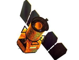 GALEX spacecraft icon