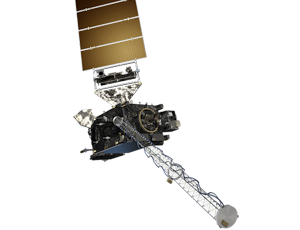GOES R spacecraft icon
