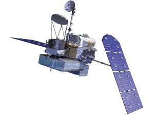 GPM spacecraft icon