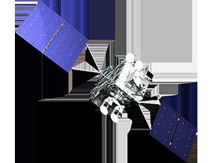 Illustration of GeoCARB spacecraft