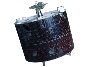 Geotail spacecraft icon