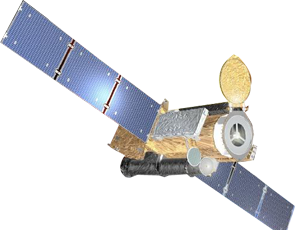 Hinode spacecraft icon