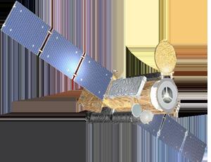 Hinode spacecraft icon