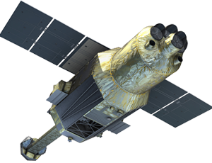 Hitomi Astro H spacecraft icon