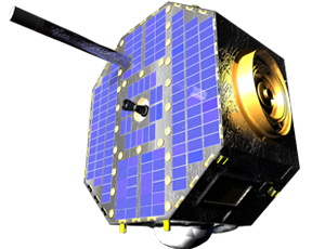 Ibex spacecraft icon