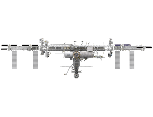 ISS Spacecraft icon