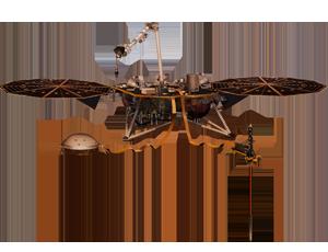 Insight spacecraft icon