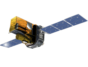 Integral spacecraft icon