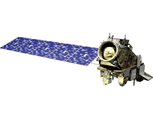 JPSS spacecraft icon