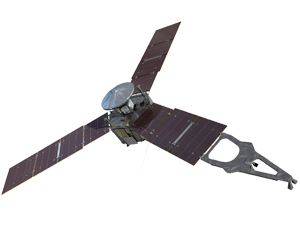 Juno spacecraft icon