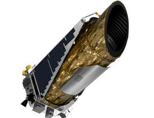 Kepler spacecraft icon