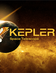Kepler Exhibit Banner