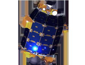 LADEE spacecraft image