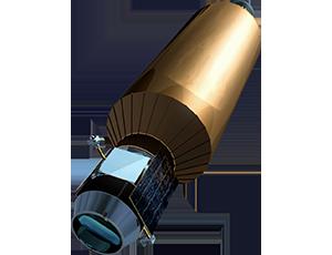 Illustration of LCROSS spacecraft