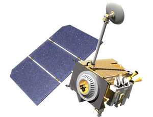 LRO spacecraft icon