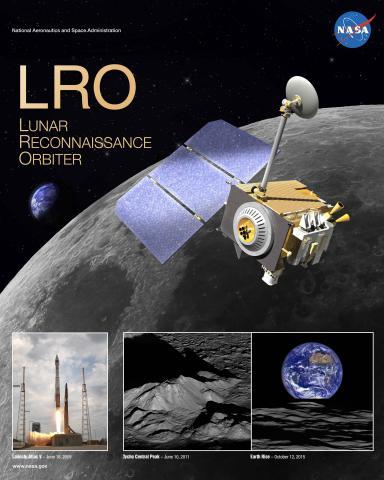 LRO Mission Poster