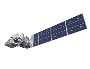 Landsat 9 spacecraft