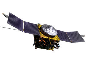 MAVEN spacecraft icon
